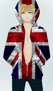 Hehe BRITAIN!!!!! from Hetalia <3 <3 :D :D