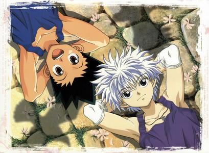 Killua + Gon