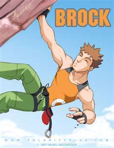 you had to'v seen this one comeing cos i'm always obsessed with brock he my guy