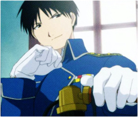 """Nothing's perfect, the world's not perfect, but it's there for us, trying the best it can. That's what makes it so damn beautiful."" - Roy Mustang"