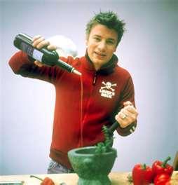 Jamie Oliver B)