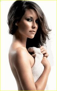 Here's one of my crushes. Evangeline Lilly.