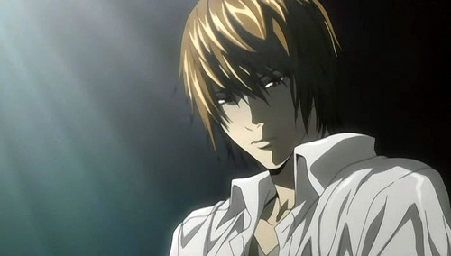 There are alot but i choose Light Yagami becuz my Любовь has been tested ALOT (L) but i still Любовь him~