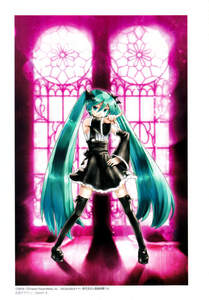 Again, don't care if Miku not from any Anime.