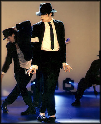 Learn the smooth criminal dance routine