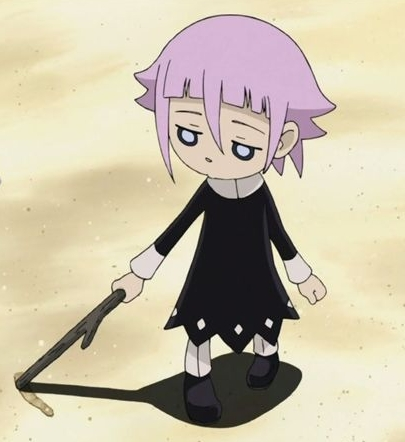 Crona from Soul Eater... he is so cute as a kid!