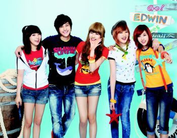 Hope this is okay. Miss A wit KIMBUM