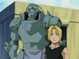 The Elric brothers!