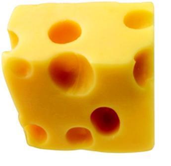 Hmmmmm, I like cheese.