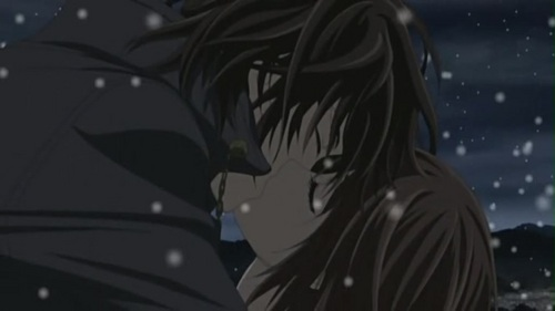 Kaname and Yuuki (Vampire Knight)