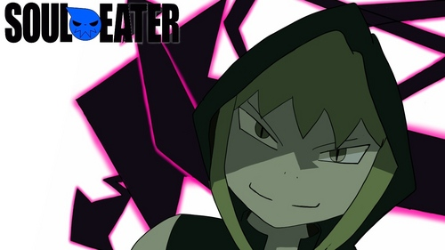 Medusa from Soul Eater is one of my fav insane people.