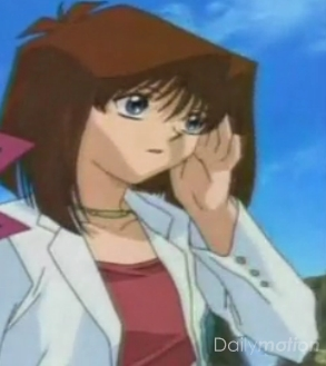 Well I'm Pretty Sure My First Anime crush was Masaki Anzu-chan/Tea Gardner from Yu-Gi-Oh!..and honestly she was my first anime obsession too,so yeah.