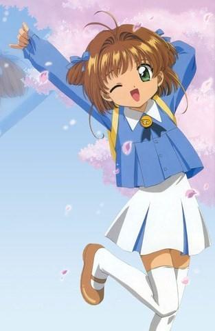 Sakura Kinomoto is acutally my first and real Anime crush. I have loved her sense I got myself into Cardcaptors/Cardcaptor Sakura back in 2007.