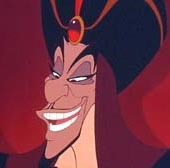 I can't choose!!! I luv Mozey and Jafar!! They are both tall, dark, and handsome. Not to mention rich and powerful.