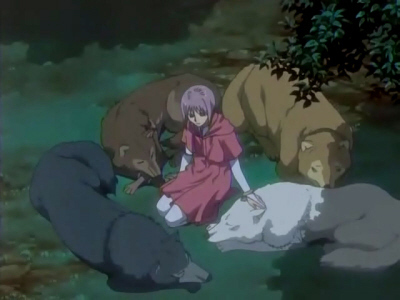 Wolf's rain one of my favorit shows