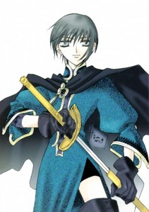 As I can recall, it was Yuki Sohma. I liked him when I started pagbaba the manga, but I started liking others more. Then I liked him a little madami when watching the anime. I can recall that before that I never really had a crush in an anime.
