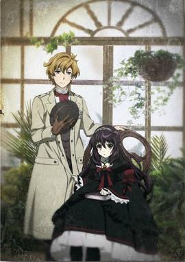 The Mystic Archives of Dantalian My 4th anime