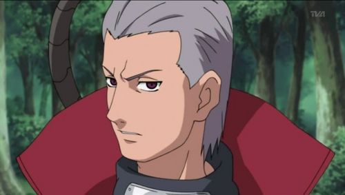 Hidan...he's very attractive, but his personality is very bad.