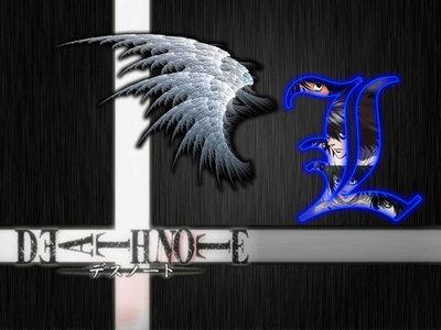 এল-মৃত্যু পত্র symbol It means এল-মৃত্যু পত্র from Death Note ^^