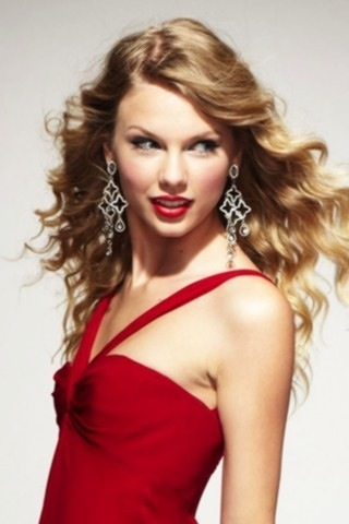 Red dress and red lipstick pictures
