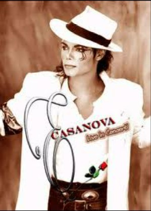 I find some pictures of E'casanova dressed as Michael very accurate in how he has portrayed Michael's appearance... Even Michael himself has alisema it was as if he was looking in a mirror