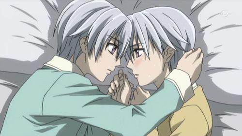 I mean them as one. Kiryu twins