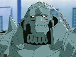 Alphonse Elric!