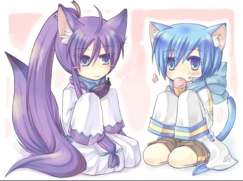 kaito and gakupo