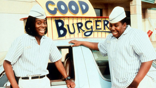 The Good Burger Skits were my kegemaran ones. I also liked the Repairman,The skit with Kenan speaking french in a bath tub,and Ask Ashley skits