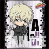 Alaude from Katekyo Hitman Reborn!