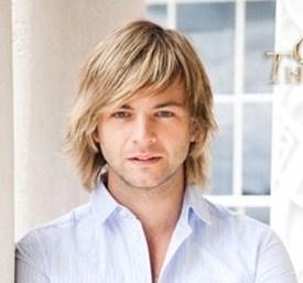 Keith Harkin :D!!! Well his hair is kinda girly