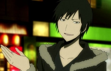 Izaya is really attractive.