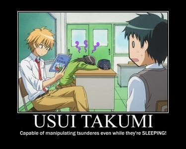 Usui Takumi~