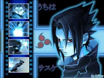 Sasuke from naruto!!^^