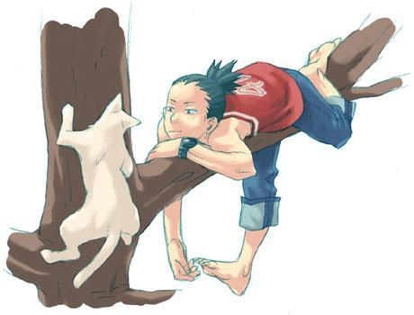 Shikamaru of course ^^