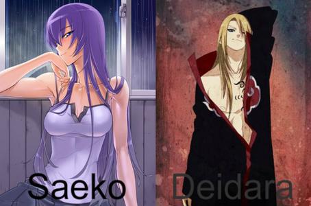 Hehe~ It's a tie between these two! ^_^ H.O.T.D. and Naruto.