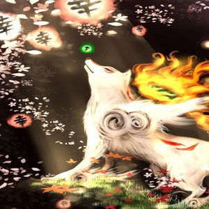 loups r my most favori animal!!! my favori loup is okami amaterasu!
