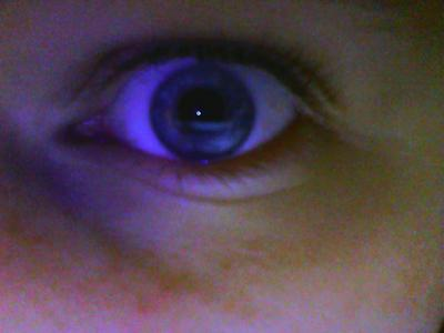 Blueish grey :p