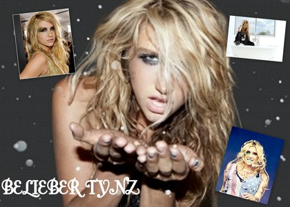 kesha rockzz and belieberz 爱情 that she is cool n we will always take her syd