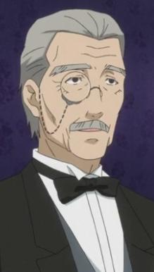 Tanaka from kuroshitsuji