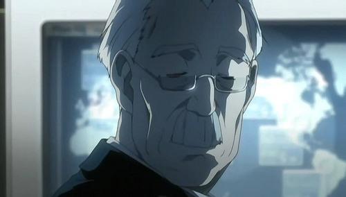 Watari from Death Note =3