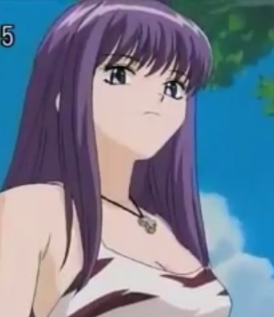 Ooh I know! Zakuro-chan from Tokyo Mew Mew!^^