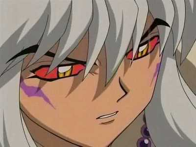 inuyasha is bad and good Bad:his demon self kills anything it sees and is not merciful.In the beginning he was bad Good:he saved lots of people too