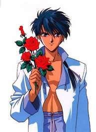 tamahome from fushigi fugi he's hot and funny