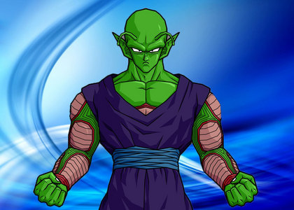 Piccolo from DragonballZ