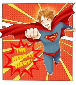 America the hero!! XD