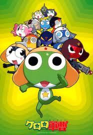 Keroro (the only one I have)