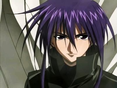 post a pic of an anime character with purple hair! - Anime ...