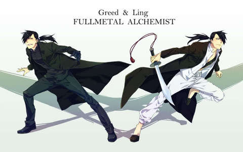 Greed/Ling