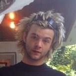 Keith Ronald Harkin..... His hair is amazing *3*